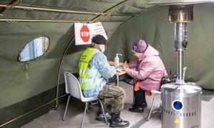 Coronavirus outbreak, Bialystok, Poland, 01 Apr 2020.