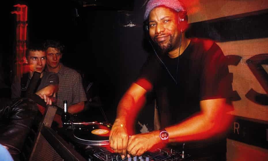 Detroit techno DJ Marshall Jefferson performs at Tresor's 10th birthday celebrations in 2001.