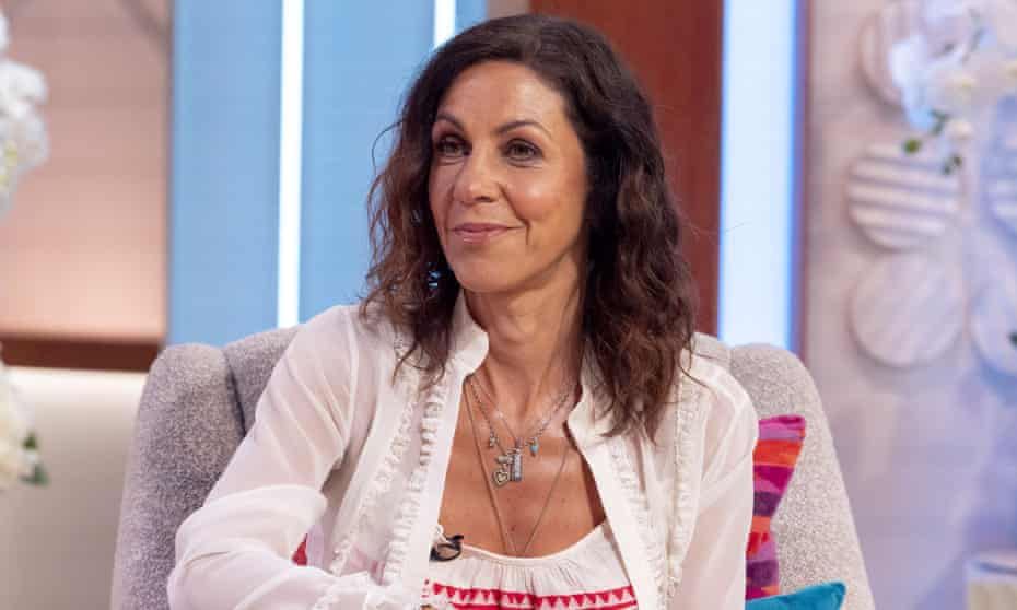 Julia Bradbury said she would have a mastectomy in October.