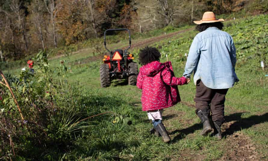 Mudbone Grown, started by Art Shaver and Shantae Johnson, has a commitment to teaching others about farming and land sustainability.