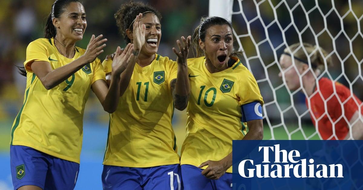 Rio 2016  South American women s soccer still fighting for respect ... 9ea708a48e8b3