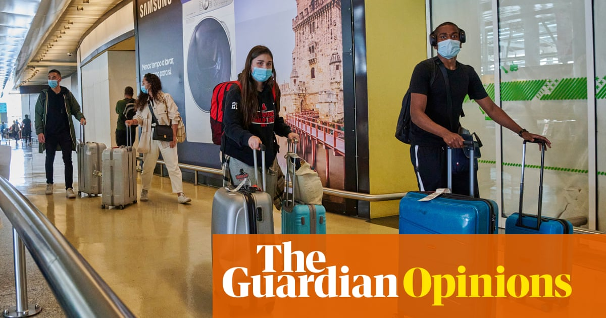 The Guardian view on the Portugal travel U-turn: red, amber and grey