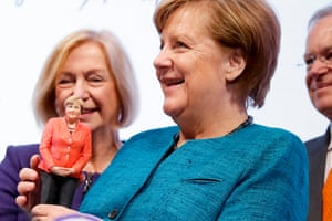Hanover, Germany Chancellor Angela Merkel