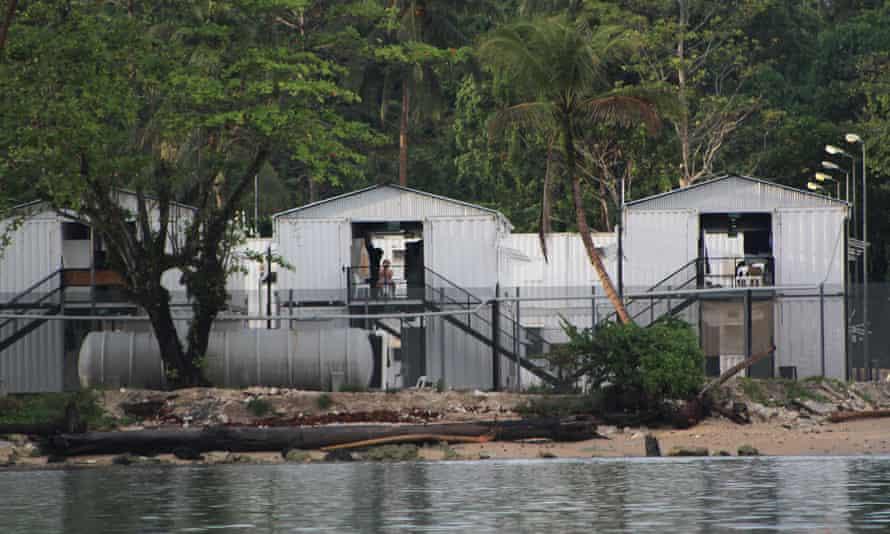 Manus detention centre