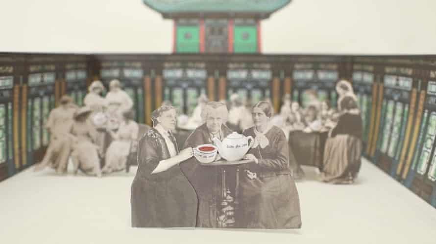 A still from Equality Tea by Jaime Sunwoo.