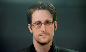 'This inverts the traditional dynamic of private citizen and public officials,' Snowden said.