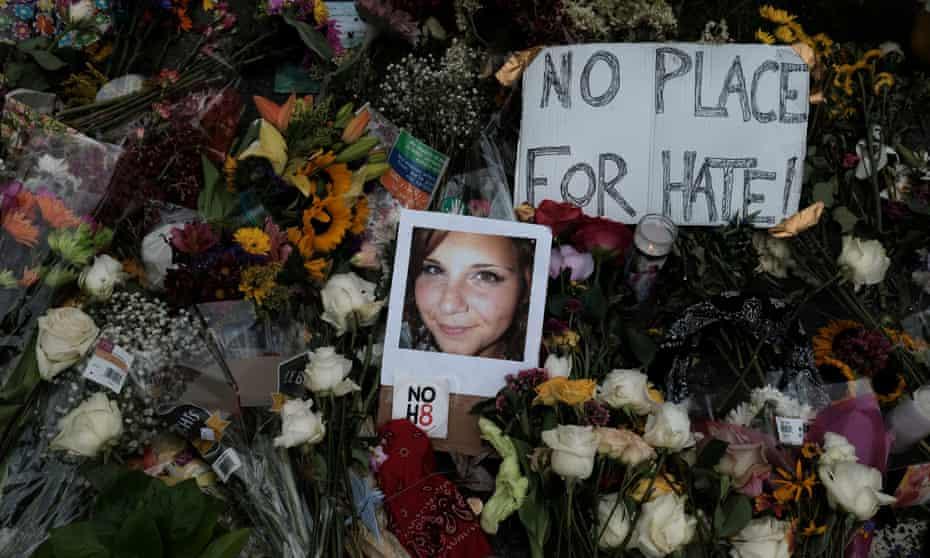 A photograph of Charlottesville victim Heather Heyer.
