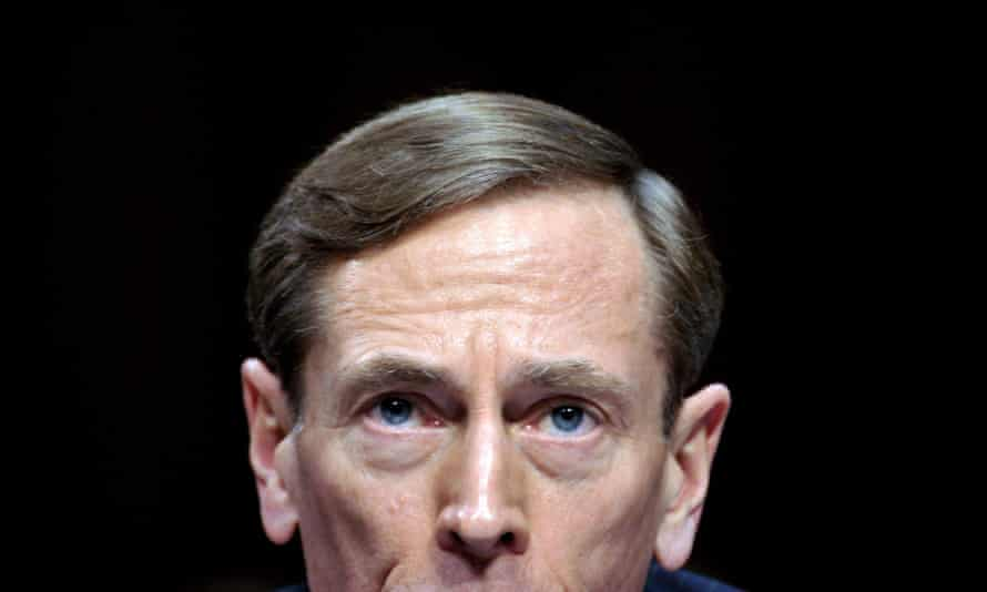 David Petraeus pleaded guilty to a misdemeanor charge of providing his biographer and lover Paula Broadwell with notebooks containing classified information.