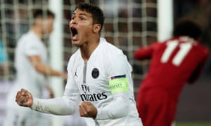 Thiago Silva is pleased with his intervention.