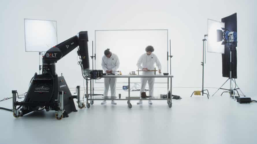 Phenomena: art meets science in spectacular and in-depth mini documentary series |  TV streaming