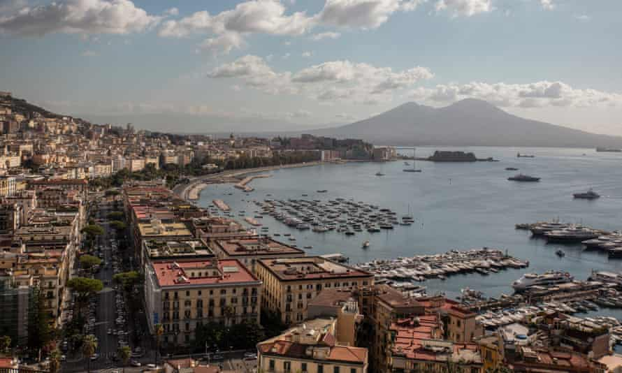 Around 30% of residents in Naples are unemployed. Teenagers are a prime target for mafia recruitment.