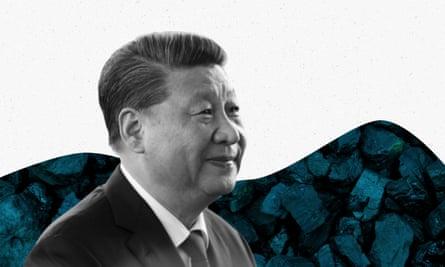 Xi Jinping and coal composite