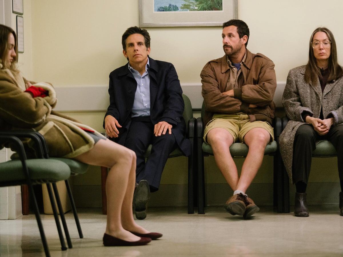 The Meyerowitz Stories review: Ben Stiller and Adam Sandler up ...