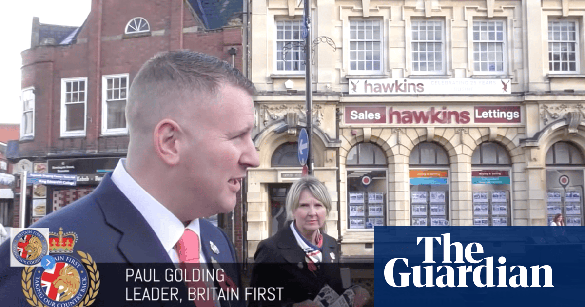 YouTube Removes Adverts for Far-right Britain First