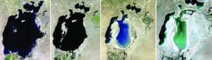 Aral Sea - Kazakhstan