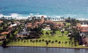 Mar-a-Lago Club - Palm Beach, Florida