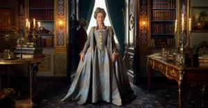 Prestige … Helen Mirren plays Catherine the Great.