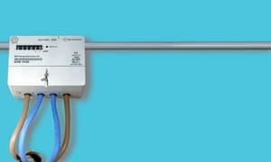 A household energy meter