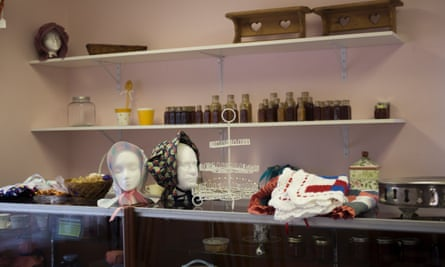FLDS-made products in a Short Creek store.