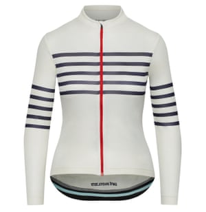 Earn your stripes: the new Claudette jersey