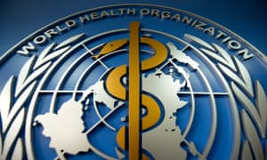 World Health Organisation (WHO) logo