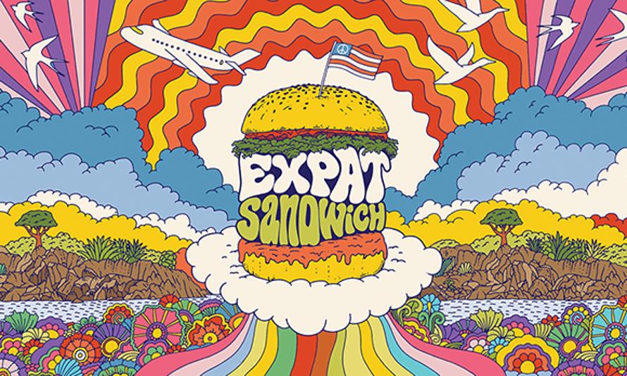 Expat Sandwich podcast