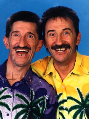 The Chuckle Brothers, 1996