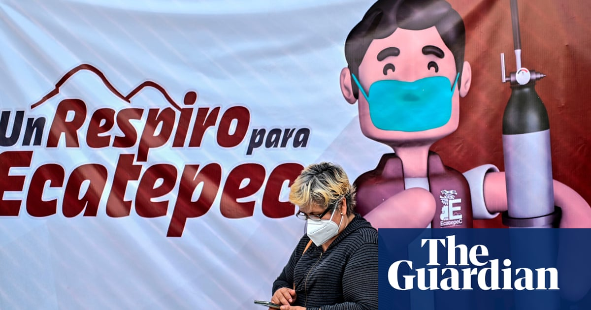 Oxygen firms accused of intimidating Mexican hospitals during pandemic