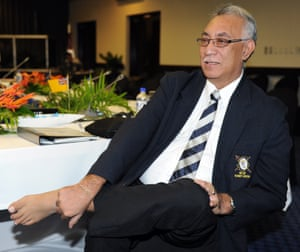 Toke Talagi, the premier of Niue, has declared his country's ambition of never borrowing money again.