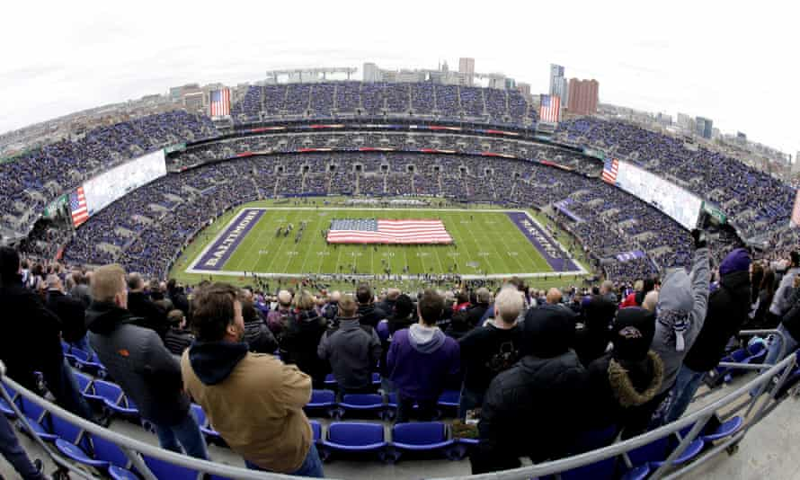 M&T Bank Stadium is a popular NFL venue but may not make it for the World Cup