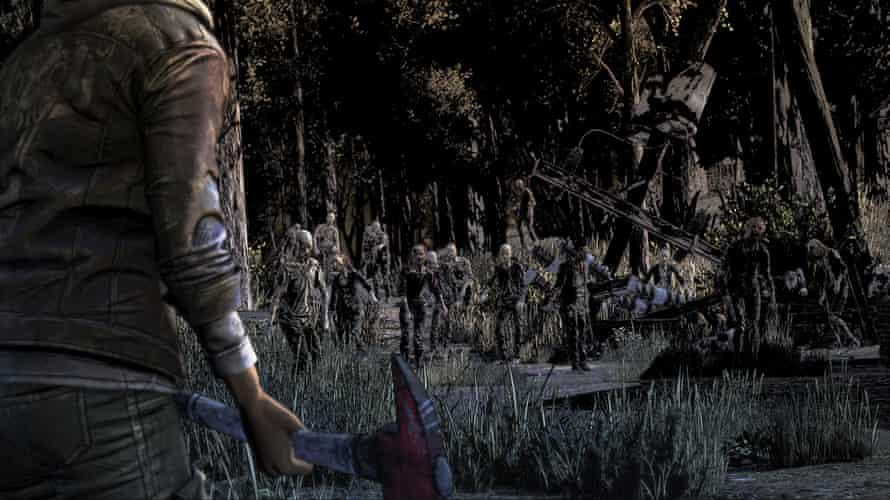 The Walking Dead: The Final Season screenshot.