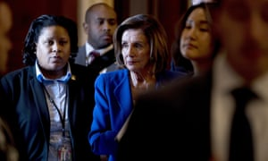 Nancy Pelosi has been extremely critical of the White House's handling of the pandemic.
