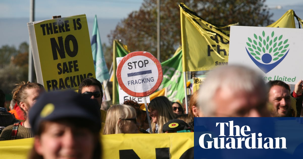 UK fracking policy faces court challenges
