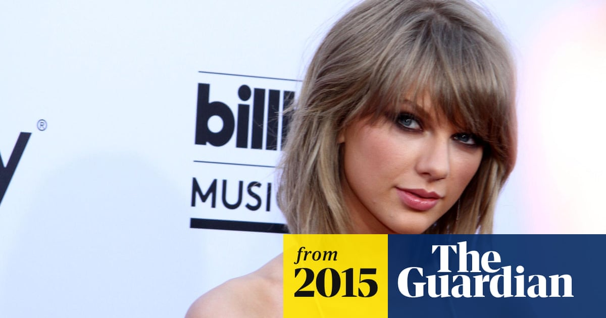 Taylor Swift Misogyny Is Ingrained In People From The Time They Are Born Taylor Swift The Guardian