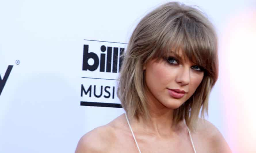 Taylor Swift added her voice to celebrities embracing feminism