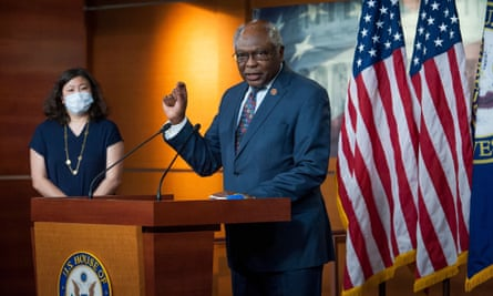 House Representative James Clyburn, Democrat of South Carolina: 'This did not call for lethal force. And I don't know what's in the culture that would make this guy do that.'