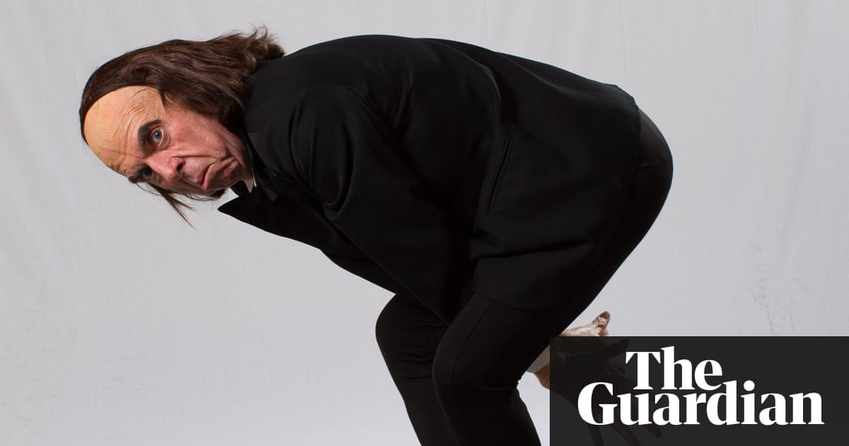 Timothy Spall: 'the brutal, sinister world of my comedy heroes'