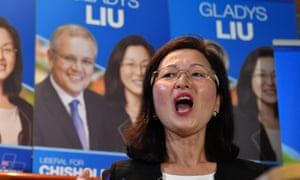 Liberal candidate for Chisholm Gladys Liu