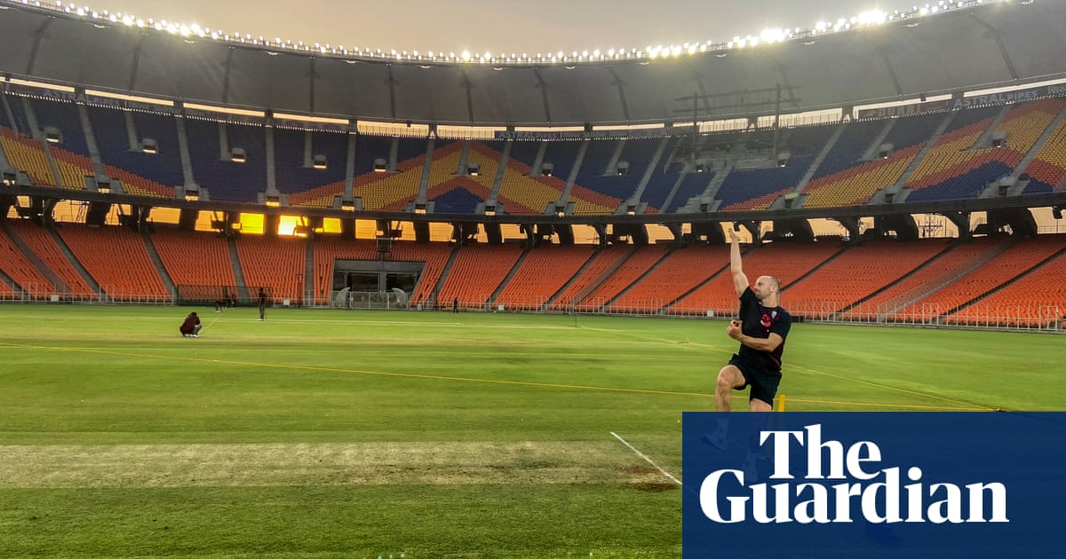 England and India ready for battle under Ahmedabad lights