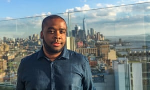 Mark S Luckie accused Facebook of 'failing its black employees and its black users'.