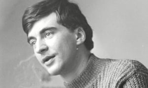 Stuart Christie in 1968, shortly after his release from detention in Madrid.
