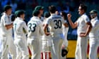 Australia's Mitchell Starc lands late blow but India on top in Boxing Day Test