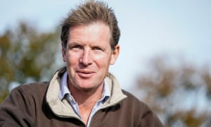 Qatar racing manager David Redvers pictured at Newmarket.