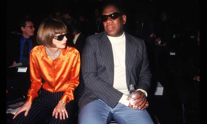 4dc01125e302  Vogue was my escape hatch!  André Leon Talley on Warhol