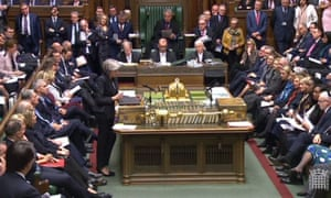 A debate in the House of Commons