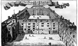 Bridewell Prison and Hospital, London.