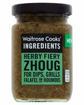 Waitrose Cooks' Ingredients zhoug.