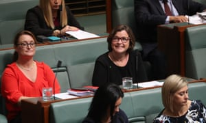Ged Kearney in the House of Representatives