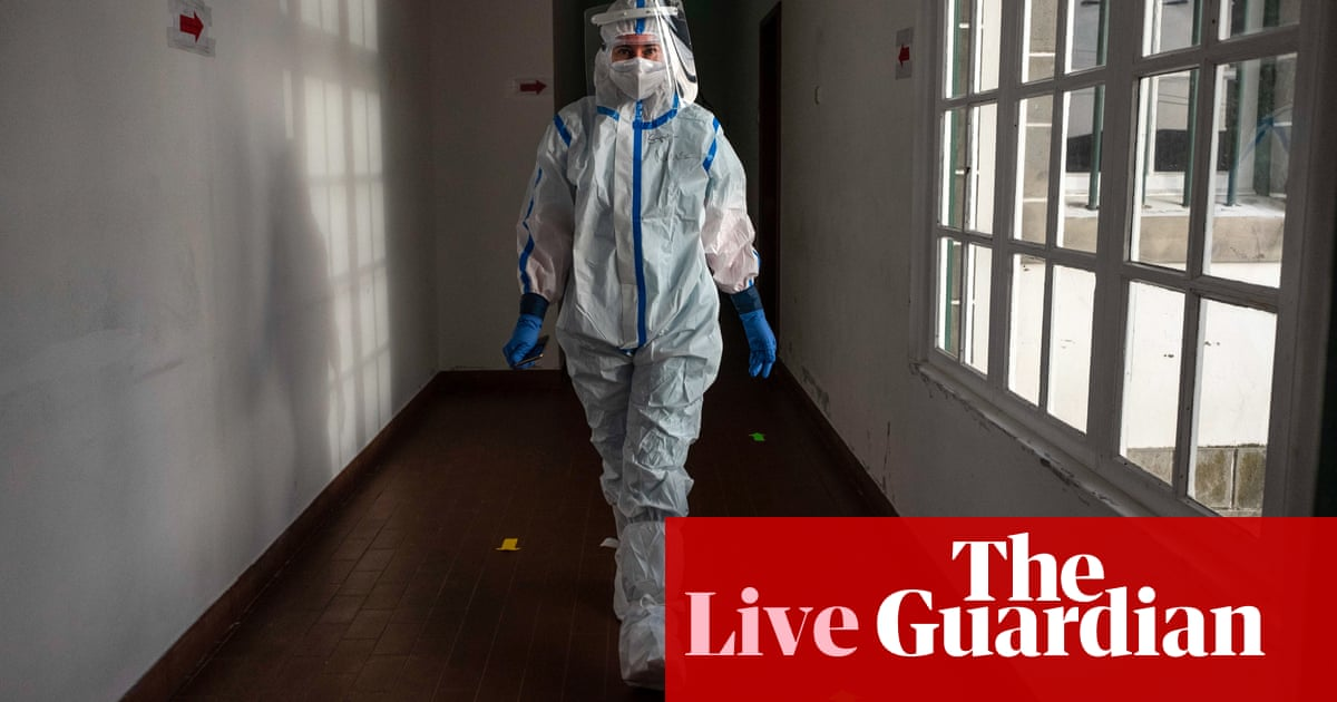 Coronavirus live news: Portugal closes schools after fourth day of record deaths; US aiming to join Covax