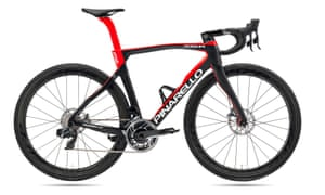 Racing demon: the Pinarello Dogma F12 is the result of a decade's worth of fine tuning